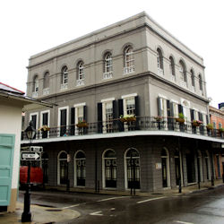 LaLaurie's mansion today