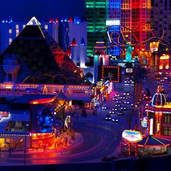 Miniature Las Vegas