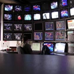Not the Architect's matrix control room.