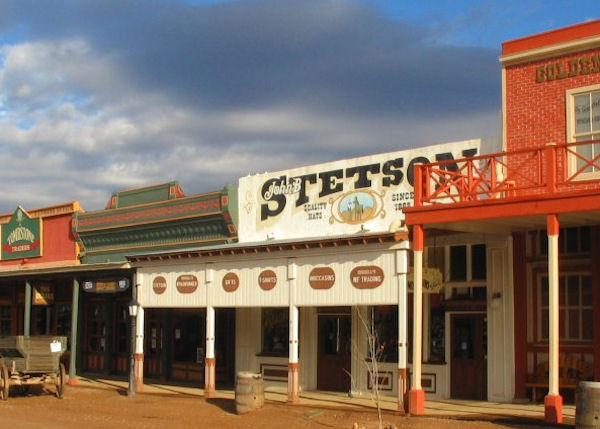 Stetson: The 19th Century Nike outlet.