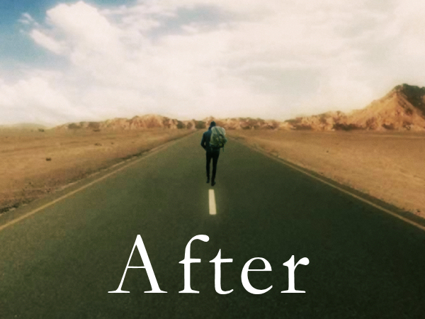 "Introducing ""After"", a new novel by John Prescott!"