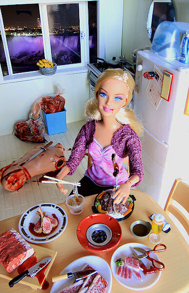 Mattel rightfully second-guessed the Serial Killer Barbie collection...